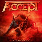 Accept Blind Rage CD 2014 available купить belarus