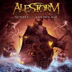Alestorm Sunset On The Golden Age CD Digipack 2014 available купить belarus