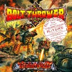 BoltThrower CD 1989 available купить