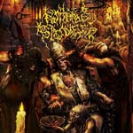 Posthumous Blasphemer CD 2014 available купить