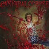 CANNIBAL CORPSE Red Before Black CD 2017 available купить belarus