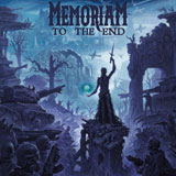 MEMORIAM To The End CD available купить belarus