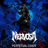 NERVOSA Perpetual Chaos CD DIGIPACK available купить belarus