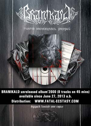 branikald cd available at www.fatal-ecstasy.com buy blazebirth hall