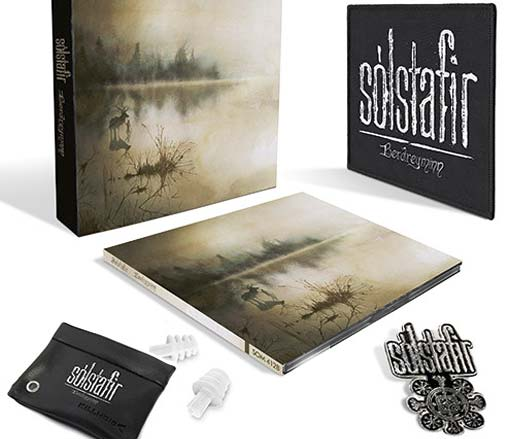 SOLSTAFIR Berdreyminn LTD CD BOX 2017 купить available at www.fatal-ecstasy.com buy